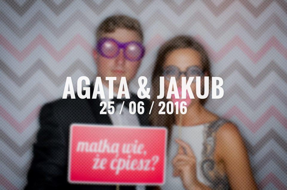 Zabezpieczony: Agata & Jakub