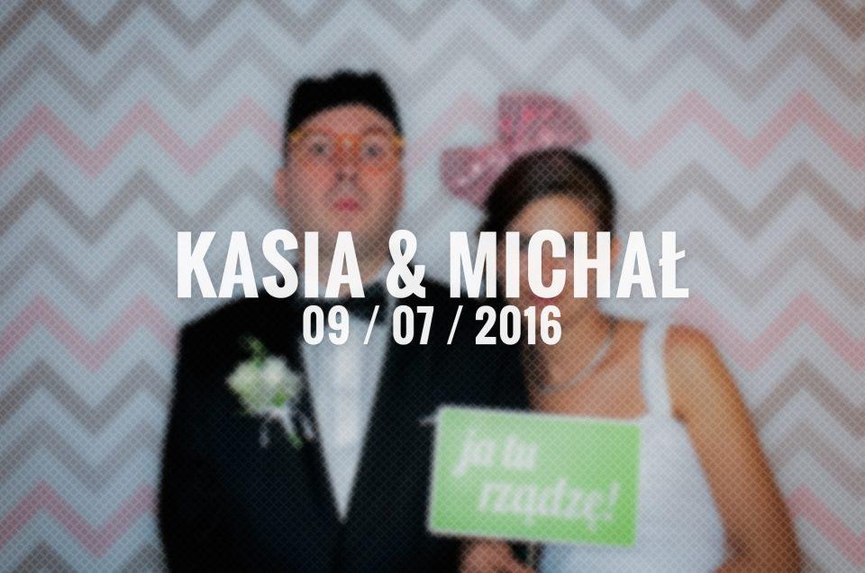 Zabezpieczony: Kasia i Michał