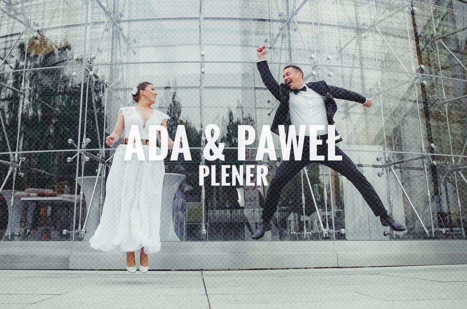 Plener / Ada & Paweł