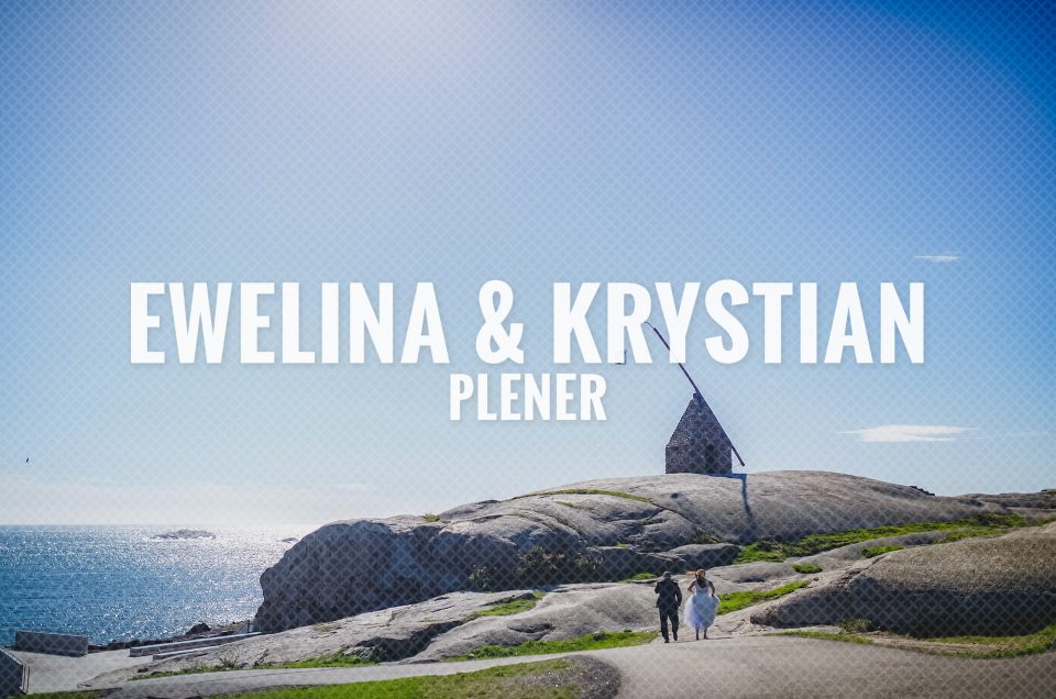 Plener na Verdens Ende / Norwegia / Ewelina & Krystian