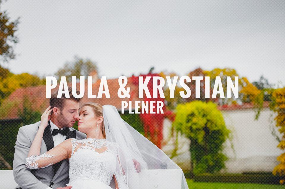Plener / Paula & Krystian