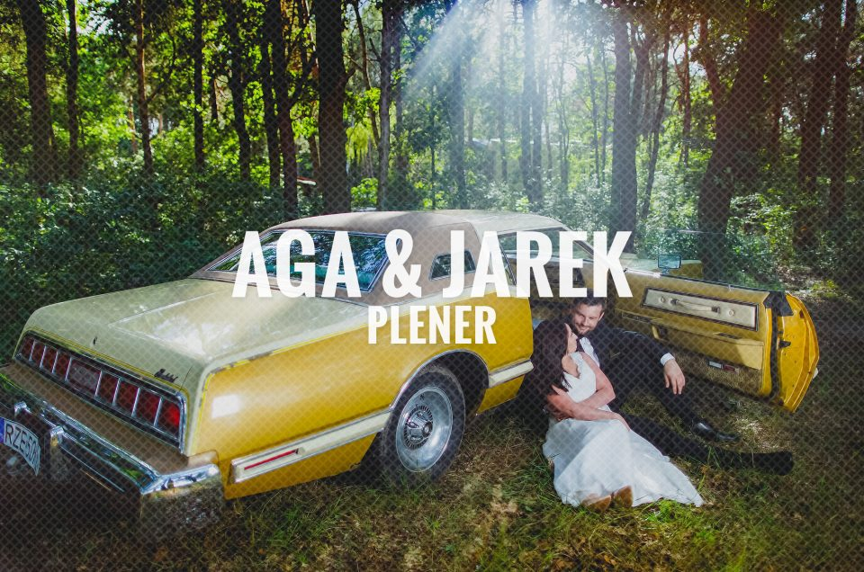 Plener / Aga & Jarek