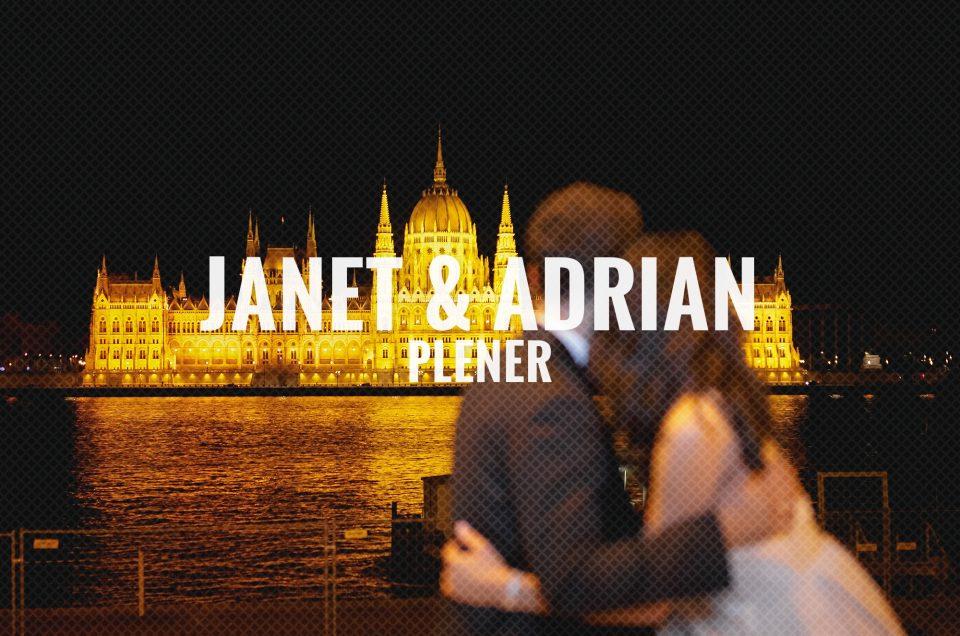 Plener na Węgrzech / Janet & Adrian