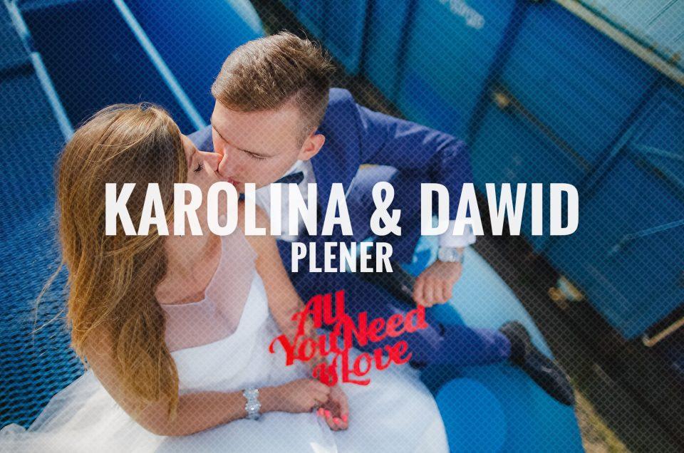 Plener / Karolina & Dawid