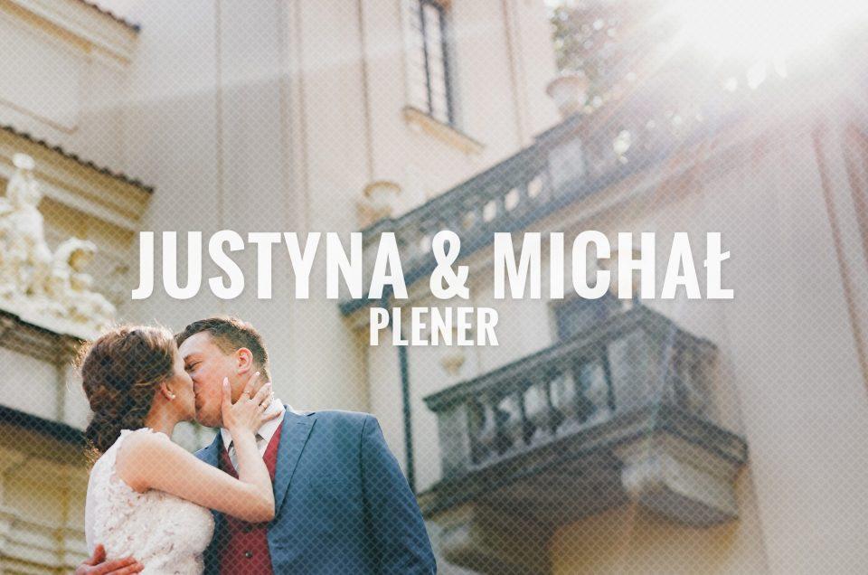 Plener / Justyna & Michał