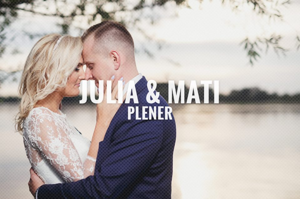 Plener / Julia & Mati