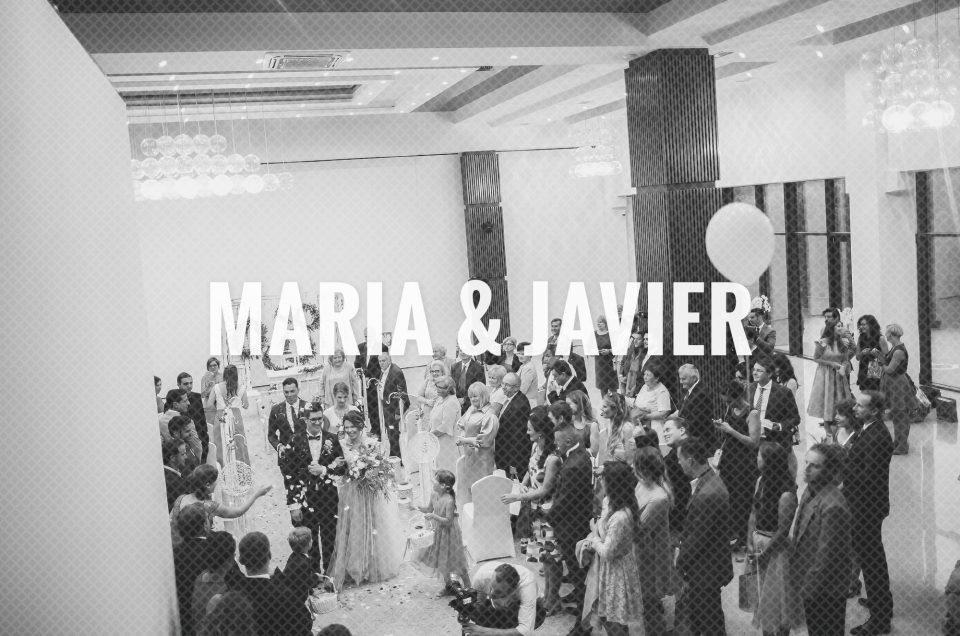 Maria & Javier