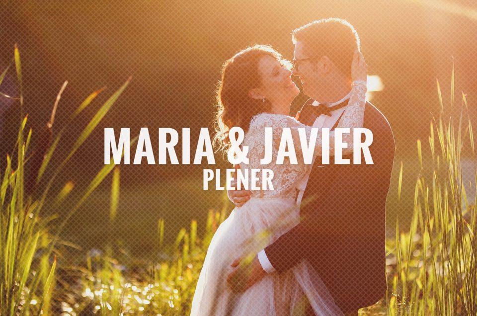 Maria & Javier / Plener