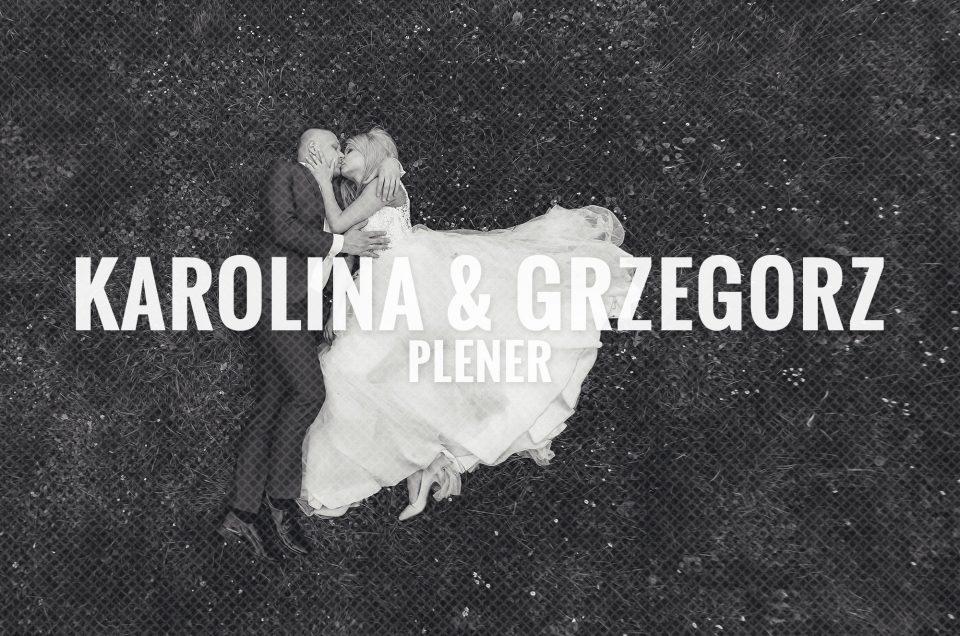 Karolina & Grzegorz / Plener
