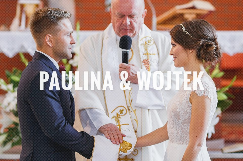 Paulina & Wojtek