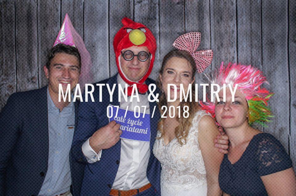 Zabezpieczony: Martyna & Dmitriy