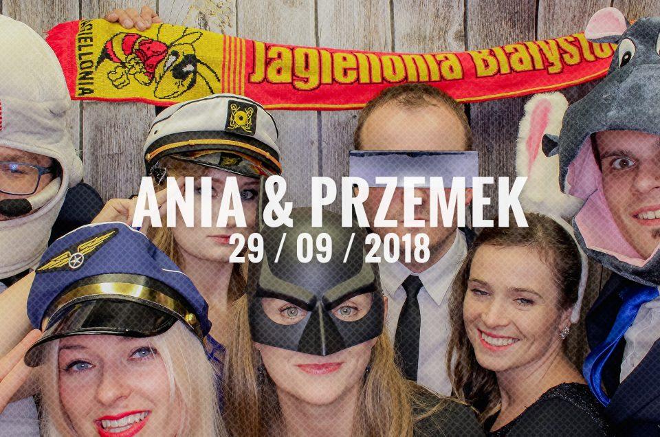 Anna & Przemek