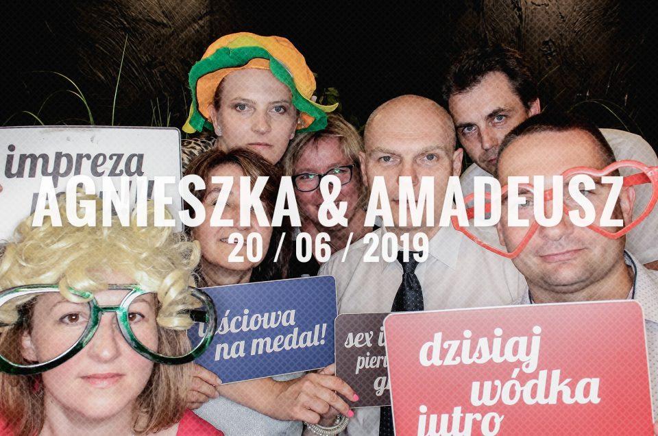 Agnieszka & Amadeusz