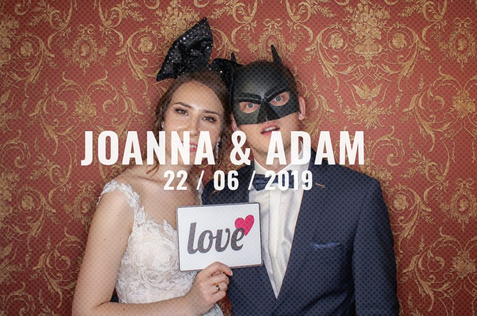 Zabezpieczony: Joanna & Adam
