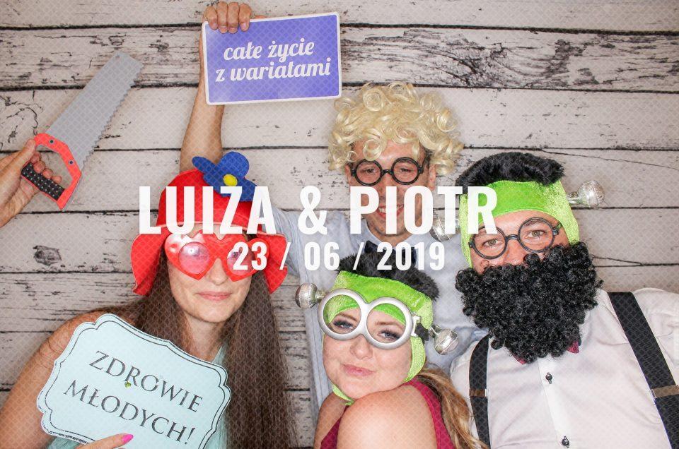 Zabezpieczony: Luiza & Piotr