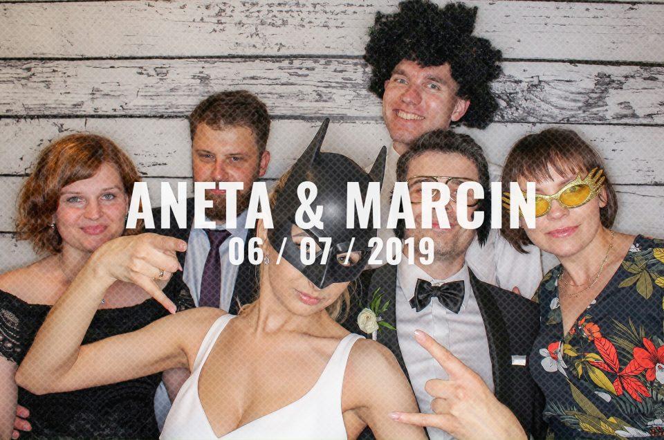 Zabezpieczony: Aneta & Marcin
