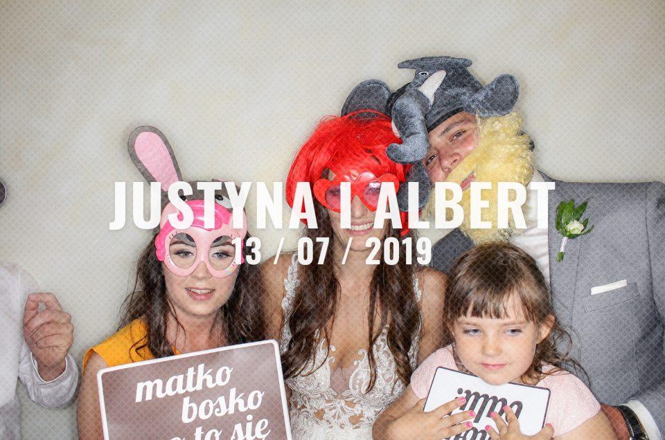 Zabezpieczony: Justyna & Albert